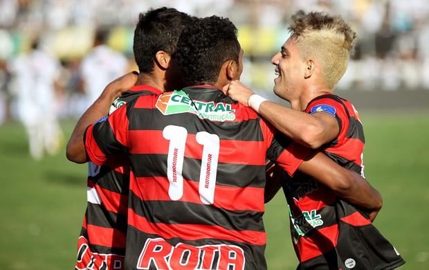 Campinense de Bismarck, campeão da Copa do Nordeste de 2013