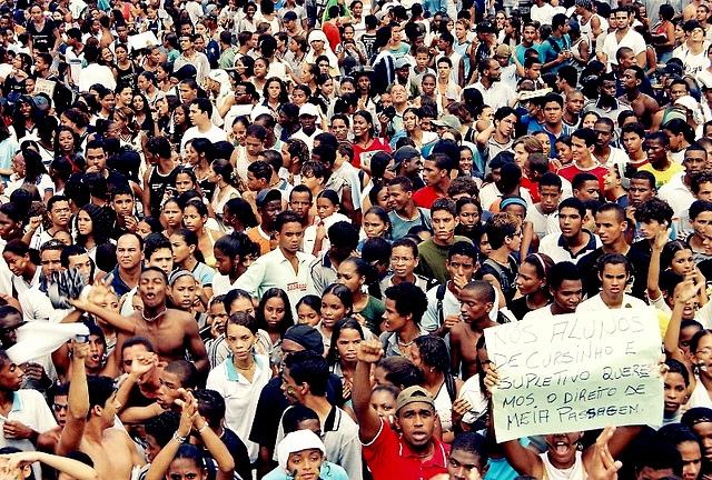 Revolta do Buzu, em 2003