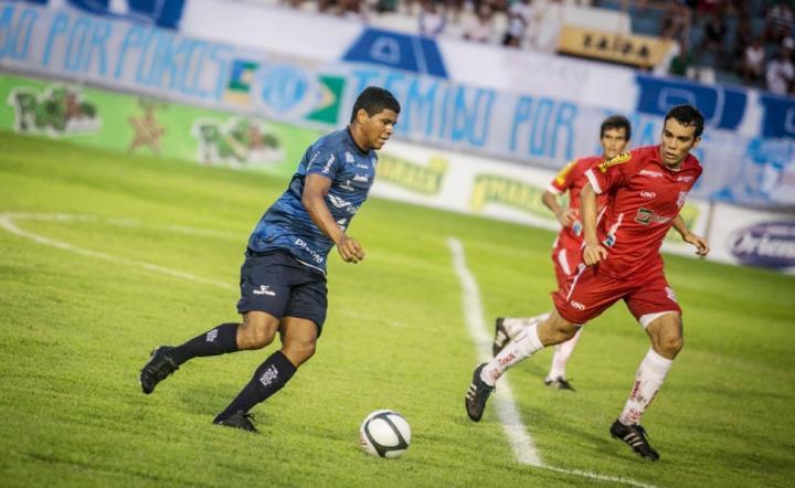 """Futebol sergipano é outro em uma eterna crise. Confiança e Sergipe se enfrentarão na primeira fase da """"Lampions 2014"""" (foto: Filippe Araujo)"""
