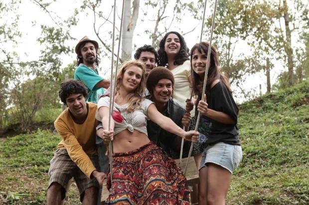 O drama 'Entre Nós' estreia em 2014 e tem Caio Blat como protagonista.