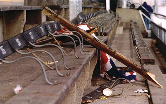 Lansdowne Road,  1995.