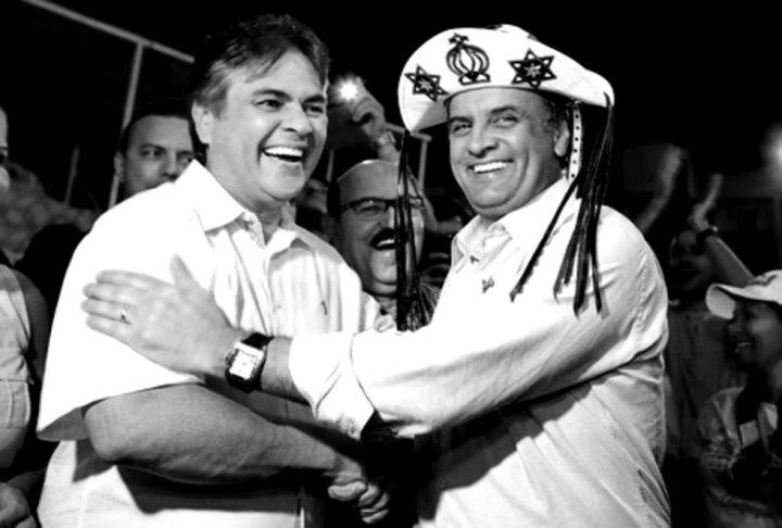 Cunha Lima, derrotado no segundo turno na Paraíba, foi o único tucano candidato a governador no Nordeste.