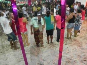 A comunidade e o samba