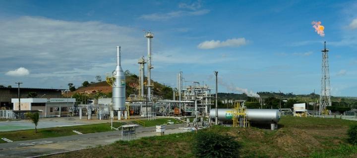 Campo petrolifero de Carmopolis SE