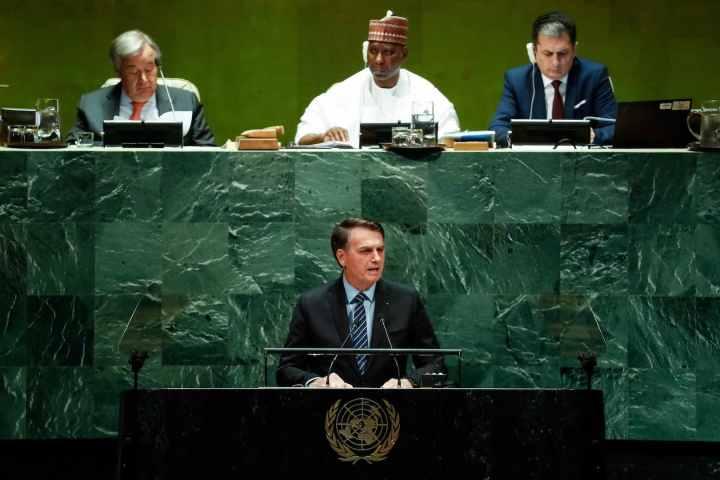 24/09/2019 74ª Sessão da Assembleia Geral das Nações Unidas